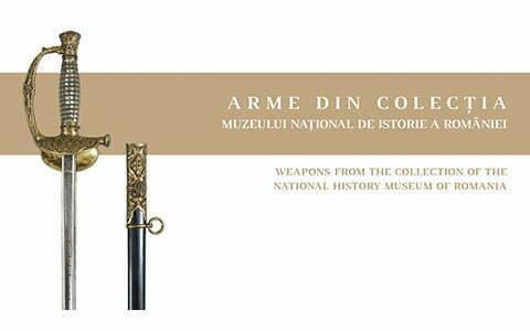 expo arme din colectia mnir