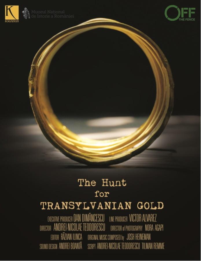 """Proiecția filmului documentar """"The Hunt for Transylvanian Gold"""""""